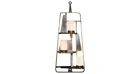 John-Paul Philippe large sconce, 2011, offered by Cristina Grajales Gallery