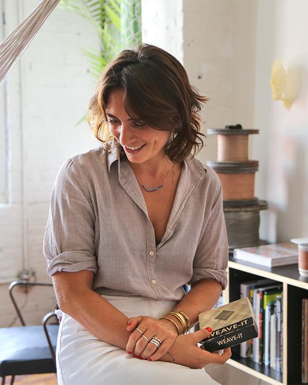 A Turkish Furniture Designer Who's Also a Dreamy Weaver