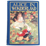 First edition of Windmere Series'Alice's Adventures in Wonderland, ca.1916, by Lewis Carroll