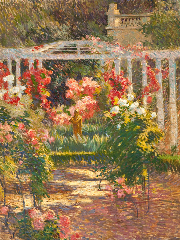 Impressionism in Bloom at the New York Botanical Garden