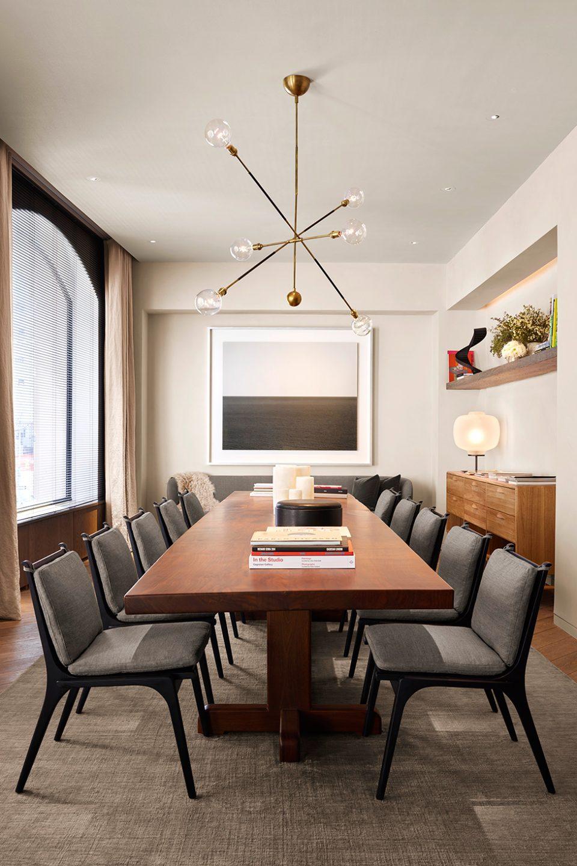 A Suave Scandi-Modern Hotel for Manhattan