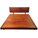 George Nakashima platform bed, 1960s