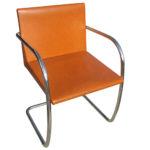 Ludwig Mies van der Rohe Brno chair, 1990s