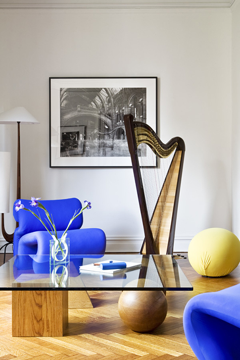 Something Old, Something New: How Antiques Amp Up Contemporary Spaces