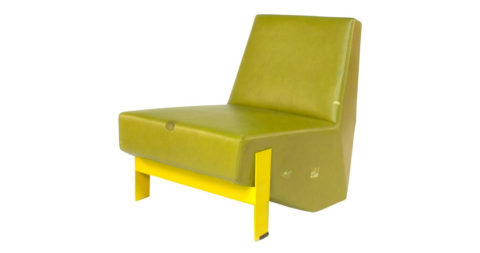 Patrcia Urquiola Silver Lake chair for Moroso, 2010, offered by Modern Design Market