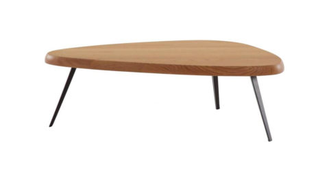 Charlotte Perriand cocktail table, 1950s, offered by the Next Big Things