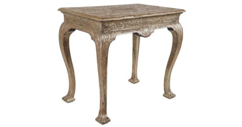 James Moore pier table, 1715, offered by Acroterion