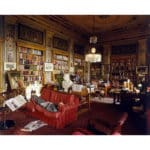 Chatsworth Library, 1995, by Christopher Simon Sykes