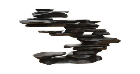 Sculptural Console by Stefan Bishop, offered by Cristina Grajales Gallery