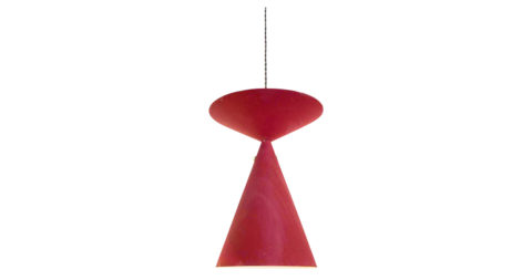 Bertil Brisborg Ceiling Pendant, 1950, offered by Galerie Half