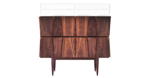 Craft Associates 1608 dresser, 2017, offered by Swanky Abode