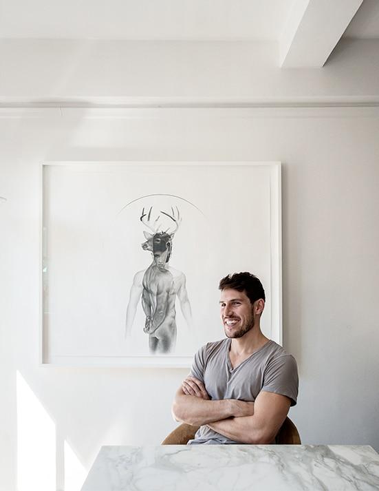 Keep an Eye on Millennial Designer Charlie Ferrer