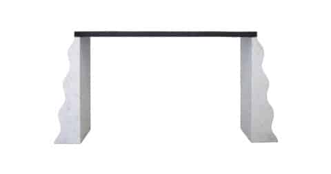 Ettore Sottsass Montenegro console, 1989, offered by L.A. Studio