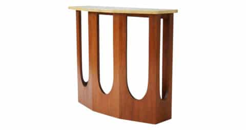 Harvey Probber console table, ca. 1965, offered by New Order