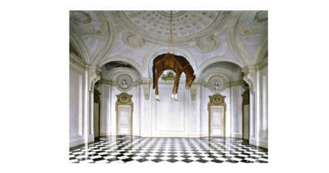 Massimo Listri <i>Castello de Rivoli II — Torino</i>, 2007, offered by IFAC