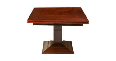 Émile-Jacques Ruhlmann model 1315 NR extension table, ca. 1929, offered by Kelly Gallery