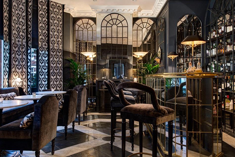 Boutique Hotel Trailblazer Anouska Hempel Is Back at It
