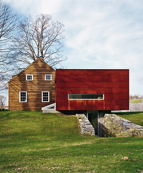 Houses That Preserve the Past and Look to the Future