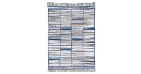 Swedish rag rug, 1920, offered by FJ Hakimian