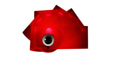 Superstudio Gherpe lamp, 1968, 2000 reissue, offered by Urban Architecture