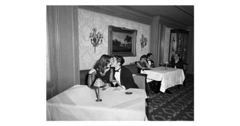 <i>Untitled (Couples at the Ritz),</i> 1995, Geof Kern, offered by PDNB