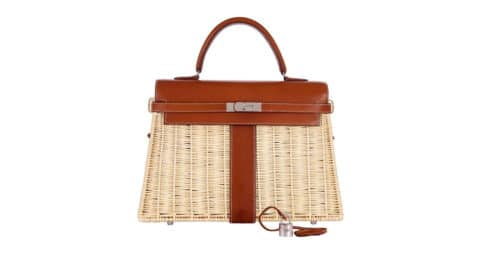 Hermès Picnic Kelly bag, 21st Century, offered by Jane Finds