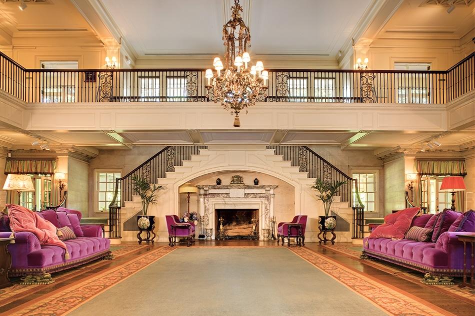 A Grand North Carolina Mansion with a Trove of American Art