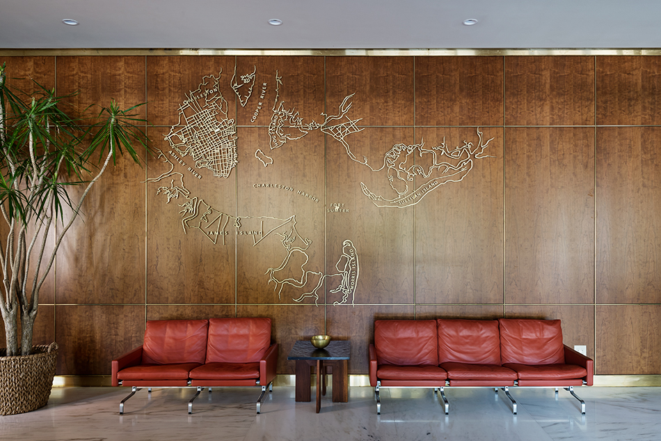 How a Mid-Century Office Building Became a High-Style Hotel