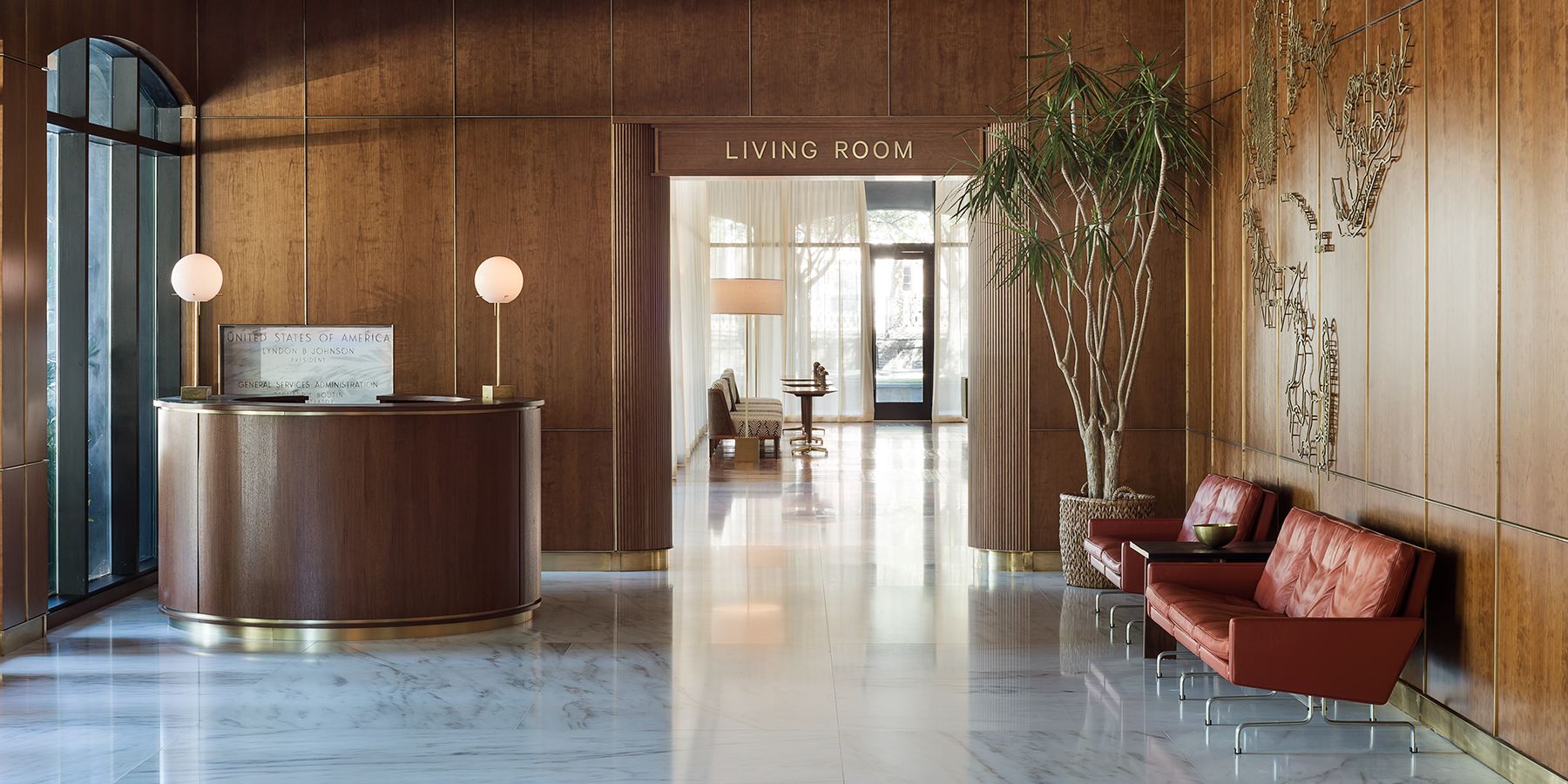 How a Mid-Century Office Building Became a High-Style Hotel ...