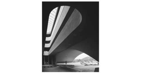 <i>Marin County Civic Center, Frank Lloyd Wright, San Rafael, CA</i>, 1963, by Ezra Stoller