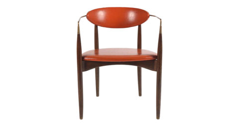 Dan Johnson Viscount Chair, offered by Spruce Design & Decor