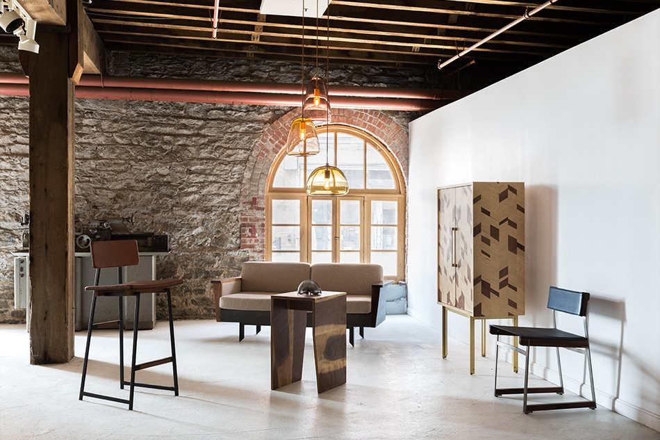 Contemporary Furniture Makers Thrive