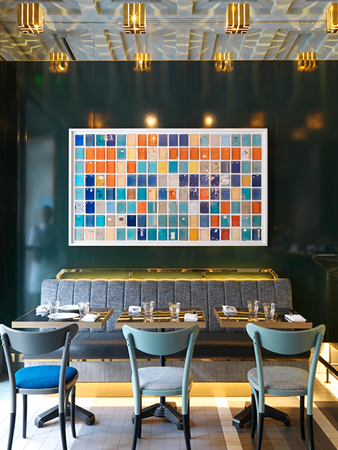 Jean-Louis Deniot Has Created a Dramatic New Paris Hotel