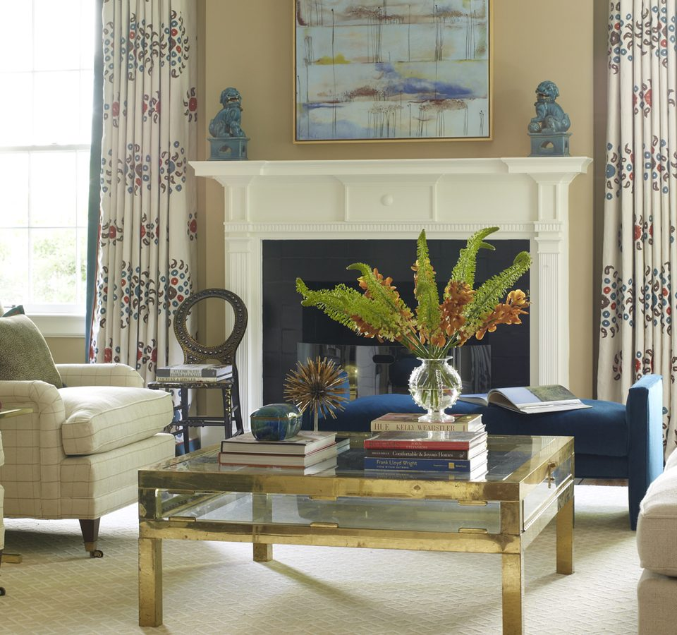 Lindsey Coral Harper's Interiors Have Plenty of Southern Flair