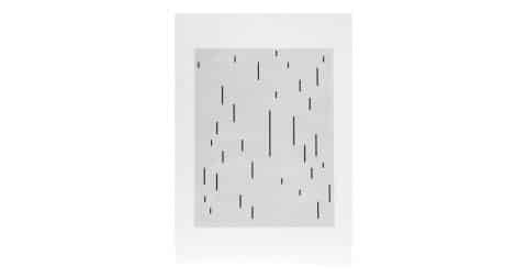 """<i>With Verticals,</i> 1946, from the """"Connections"""" portfolio, 1984, offered by RoGallery"""