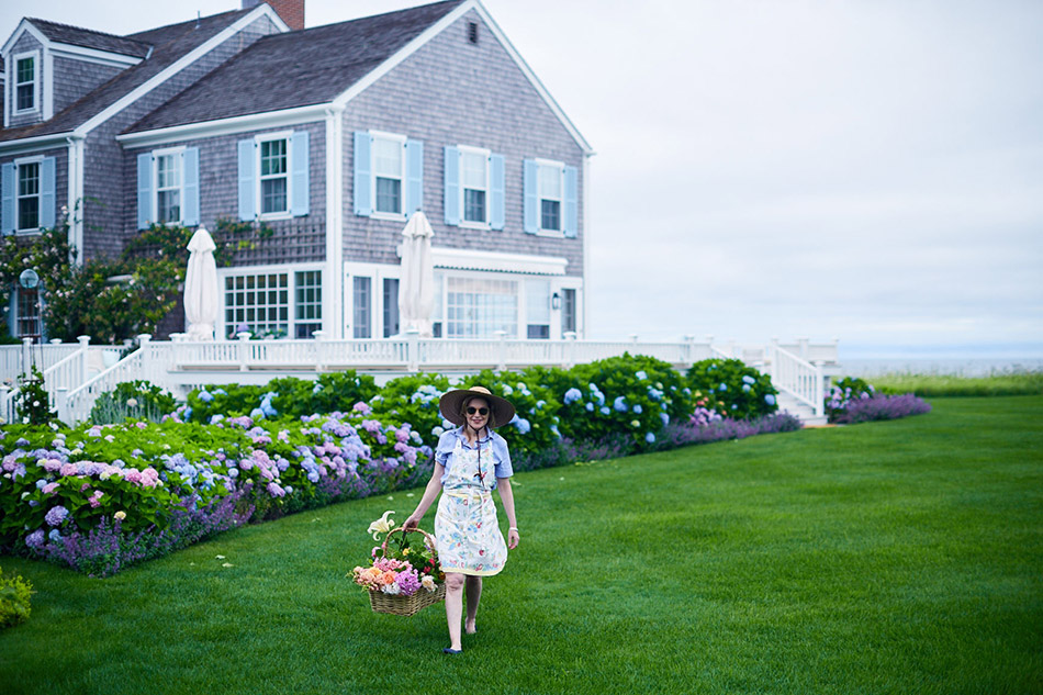 For Cathy Graham, Entertaining Is an Art Form