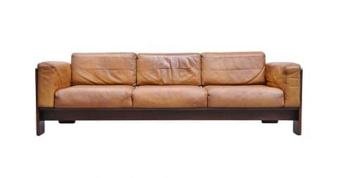 Afra and Tobia Scarpa for Gavina Bastiano sofa, 1968, offered by Mass Modern Design
