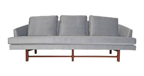Edward Wormley for Dunbar sofa, 1950s, offered by Full Circle Modern