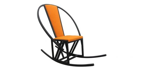 Rocking chair, 1960s, offered by Flavor