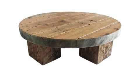 Dos Gallos Studio coffee table, new