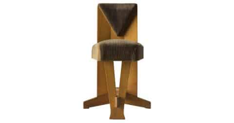Laurens Groen chair, ca. 1928, offered by Morentz
