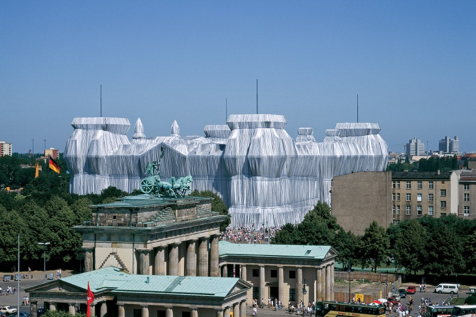 Get Wrapped Up in the Work of Christo and Jeanne-Claude