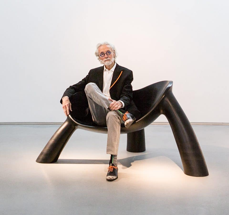 Design Luminaries Remember the Extraordinary Wendell Castle