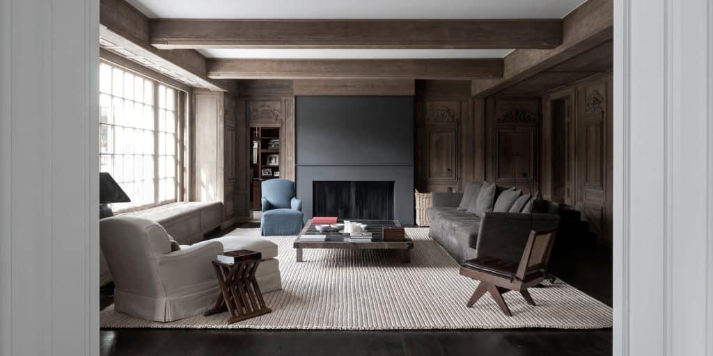 Belgian designer Vincent Van Duysen house inKortrijk, Belgium