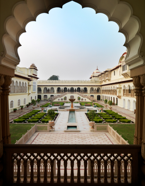 A Trip through the Fantastical Gardens of Northern India with Renny Reynolds