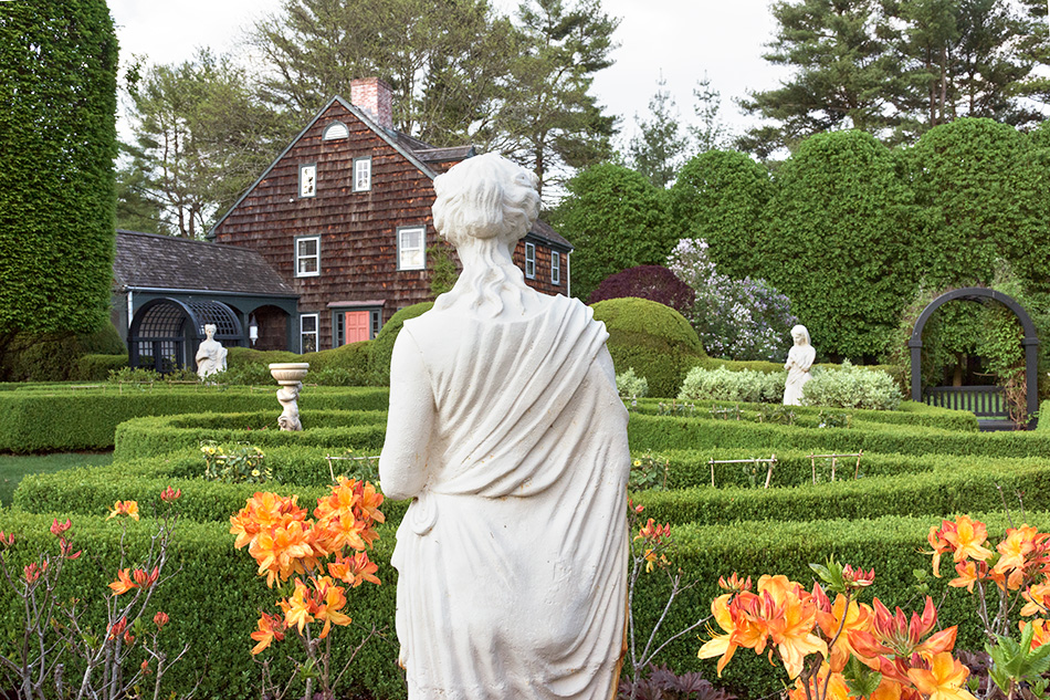 A Private Connecticut Garden Is Philip Trager's Latest Obsession