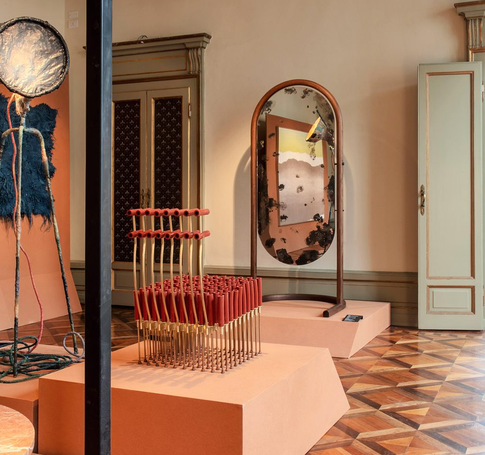 We Took Over a Historic Milan Palazzo and Filled It with Edgy Design