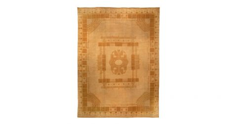 Vienna Secession rug, 1930, offered by Doris Leslie Blau