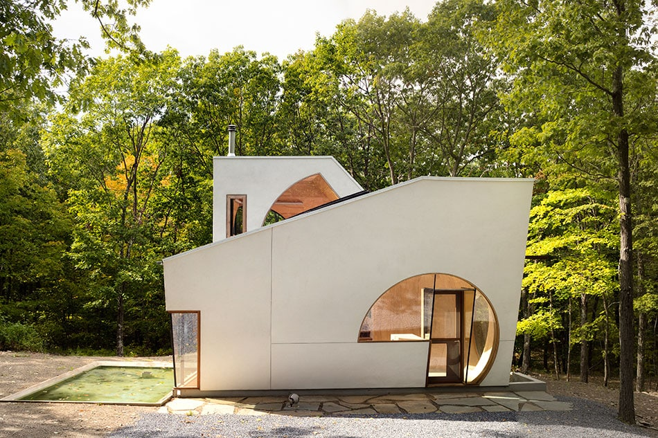 Muscular Modernism Thrives Amid the Hudson Valley's Beautiful Landscape