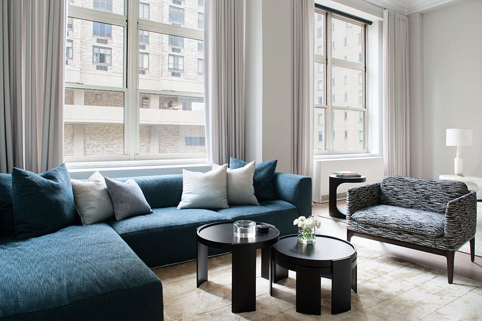 A Park Avenue apartment designed by Magdalena Keck